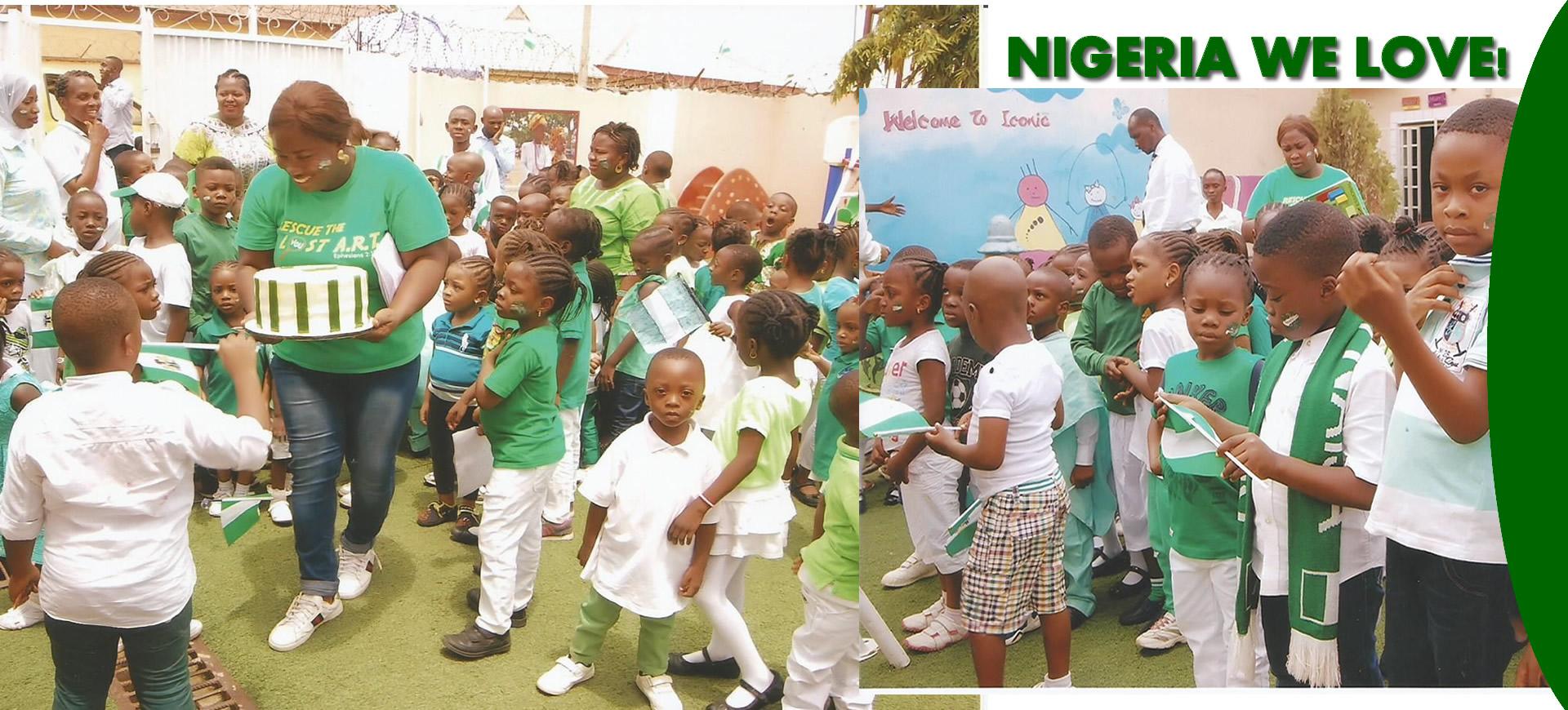Nigeria we lov